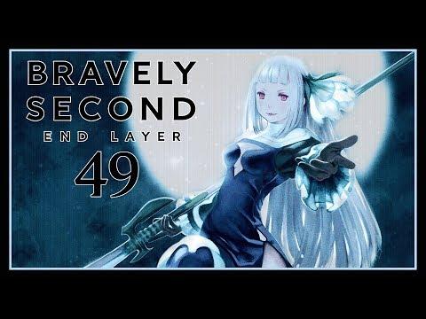 Let's Play Bravely Second: End Layer [Blind] - #49 - Zum Sterben schön
