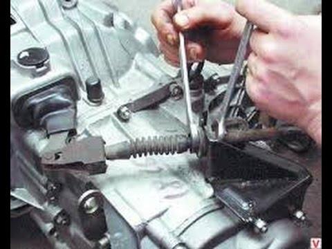 Как устранить хруст при включение задней передачи на автомобиле ВАЗ 2115,2114,2113,2199,2109,2108