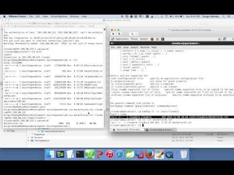Hadoop Map Reduce Programming 101 - 03 Hadoop Distributed File System