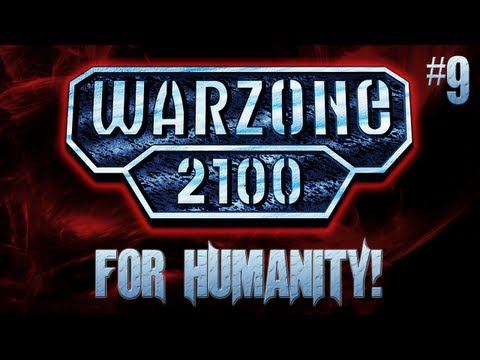 Warzone 2100 #9 The Push To Claim The Synaptic Link (Guide)