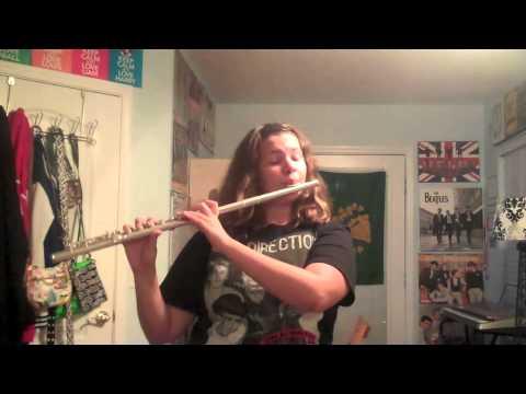 Heartbreak Girl Flute