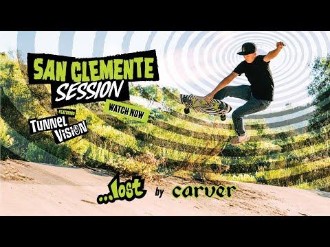 衝浪滑板 Carver 2020 | Lost Bean Bag 28 CX
