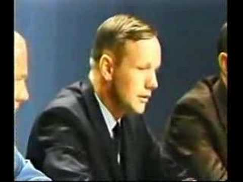 Clip of Apollo 11 press conference