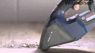 Aspiratore GAS 10,8V-Li Bosch Professional