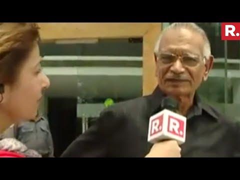 Republic TV Confronts Former HM Shivraj Patil Over Lt Col Purohit Case   #PurohitWasFixed