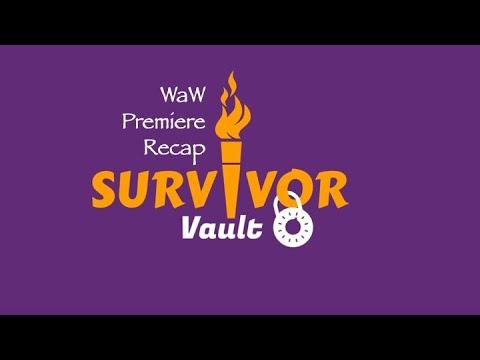 Survivor Vault: Winners At War Premiere Recap