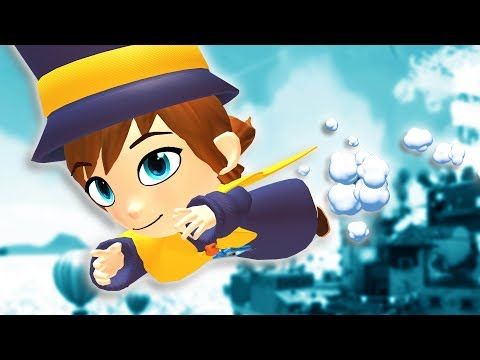 A Hat in Time is Serious Business