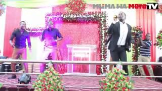 Masanja Mkandamizaji alivyowasha moto katika SHILOH Tanzania 2016 Mlima wa Moto Mikocheni