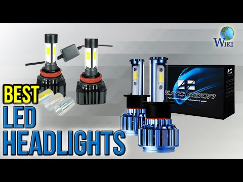 8 Best LED Headlights 2017 - YouTube