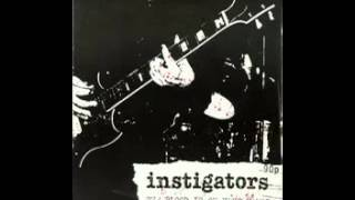 Instigators - The Blood Is On Your Hands EP (1984)