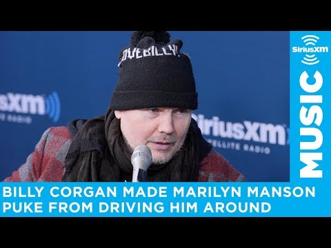 Billy Corgan Talks Buying Cars With Cash And Making Marilyn Manson Puke