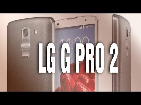 LG G PRO 2, precio y características