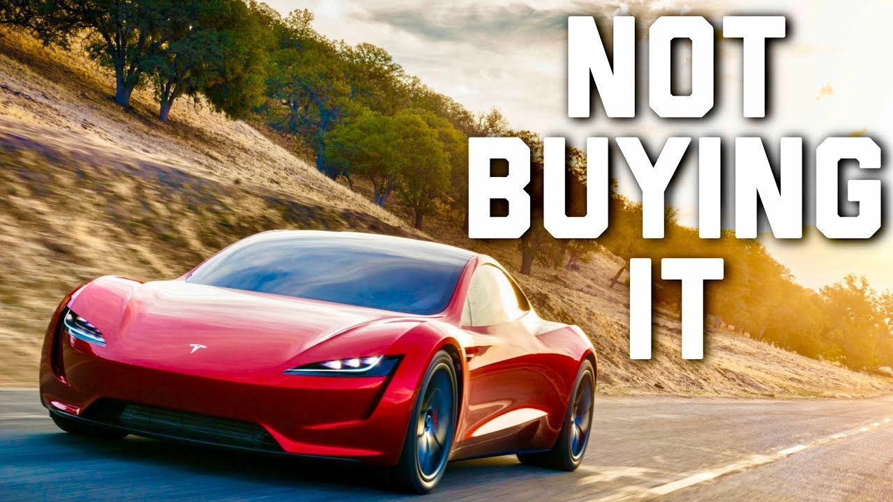 Why I'm not buying the Tesla Roadster. - YouTube