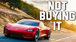 Why I'm not buying the Tesla Roadster.