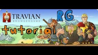 Travian Tutorial for first 3 days (teuton) 3X SPEED