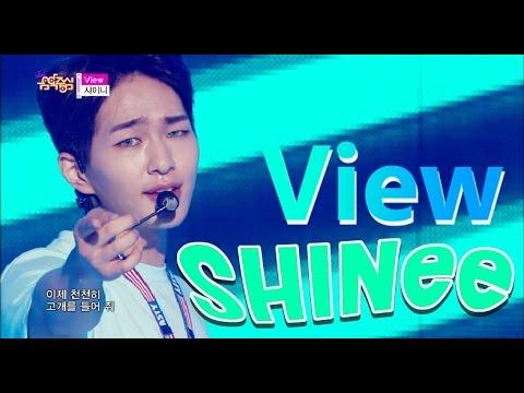 [HOT] SHINee - View, Show Music core 20150606