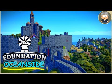 I Like Big Walls 🌴 Oceanside - Foundation Gameplay - #20