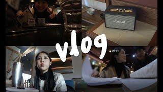 [ vlog#1 ] 셔니랑의 첫 일상브이로그 ! 다이어…