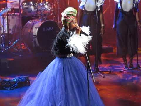 2018 Rock & Roll Hall of Fame Complete Nina Simone tribute: Ms. Lauryn Hill 3 songs