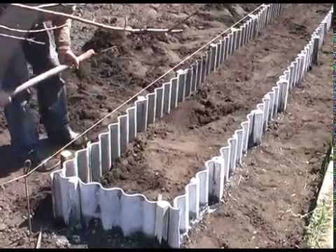 Как сделать высокие грядки на даче своими руками: фото интересных вариантов и видеоинструкции