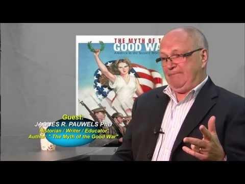 Jacques R. Pauwel PhD - Original air date 08-11-15