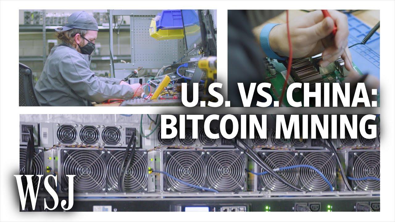 wsj bitcoin