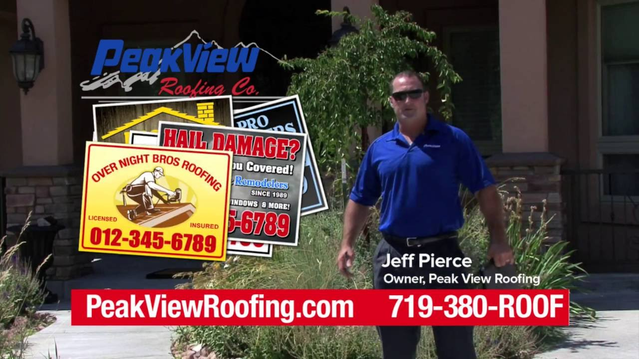 Nice Peak View Roofing