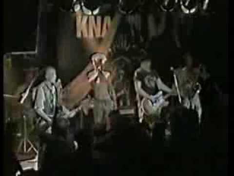 King Kurt live 1992 Berlin Knaack Klub