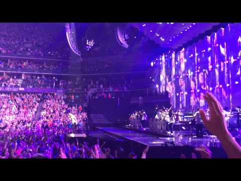 Justin Timberlake concert in Charlotte, NC @Time Warner Arena