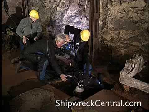 The Sea Hunters Dive the V-2 Rocket Caves