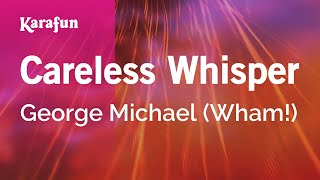 vuclip Karaoke Careless Whisper - George Michael *