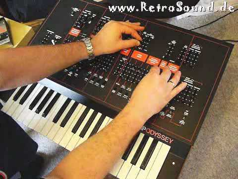 ARP ODYSSEY - Vintage Analog Synthesizer