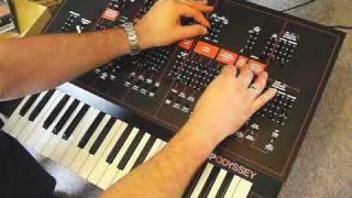 ARP ODYSSEY Mk.III (1978) Vintage Analog Synthesizer