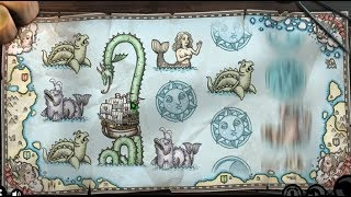 Machine à sous Uncharted Seas - un jeu avec bonus et joker, qu