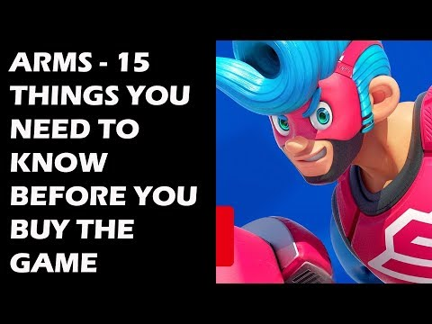 ARMS - 15 Things You ABSOLUTELY NEED To Know Before You Buy The Game