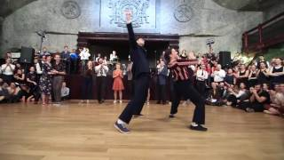 Dragon Swing 2016: Strictly Lindy Finals