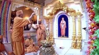 Nilkanth Varni Decennial Celebrations €� Baps Shri Swaminarayan Mandir, London