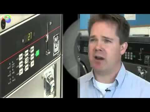 Laundromat Equipment   Speed Queen Quantum Gold Solution