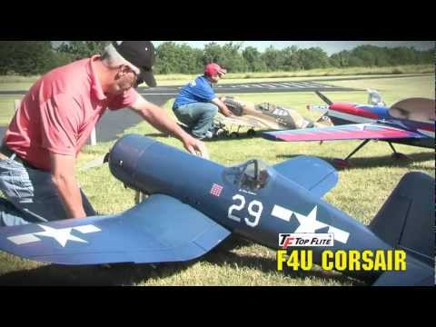Top Flite Gold Edition F4U Corsair Giant Scale ARF