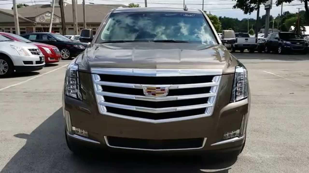 2016 cadillac escalade review cargurus - 2016 Cadillac Escalade Review Cargurus 50