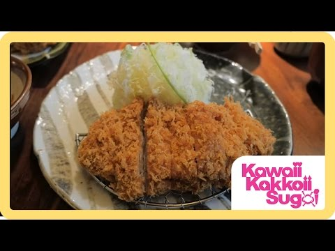 Best Tonkatsu in Japan! [Jason in Japan]