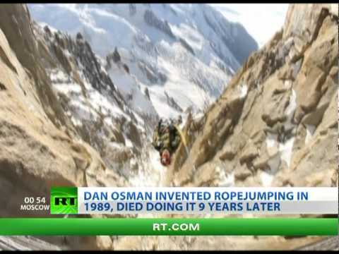 Extreme sport of rope jumping hits big screen
