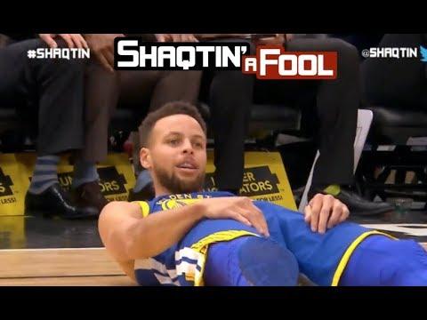 NBA Superstars On Shaqtin A Fool Compilation