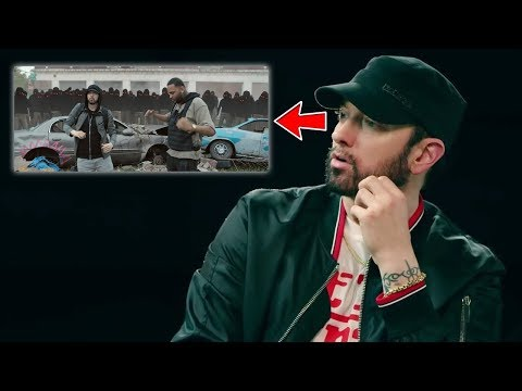 HE REVEALS Meaning Behind Lucky You - Eminem Ft. Joyner Lucas