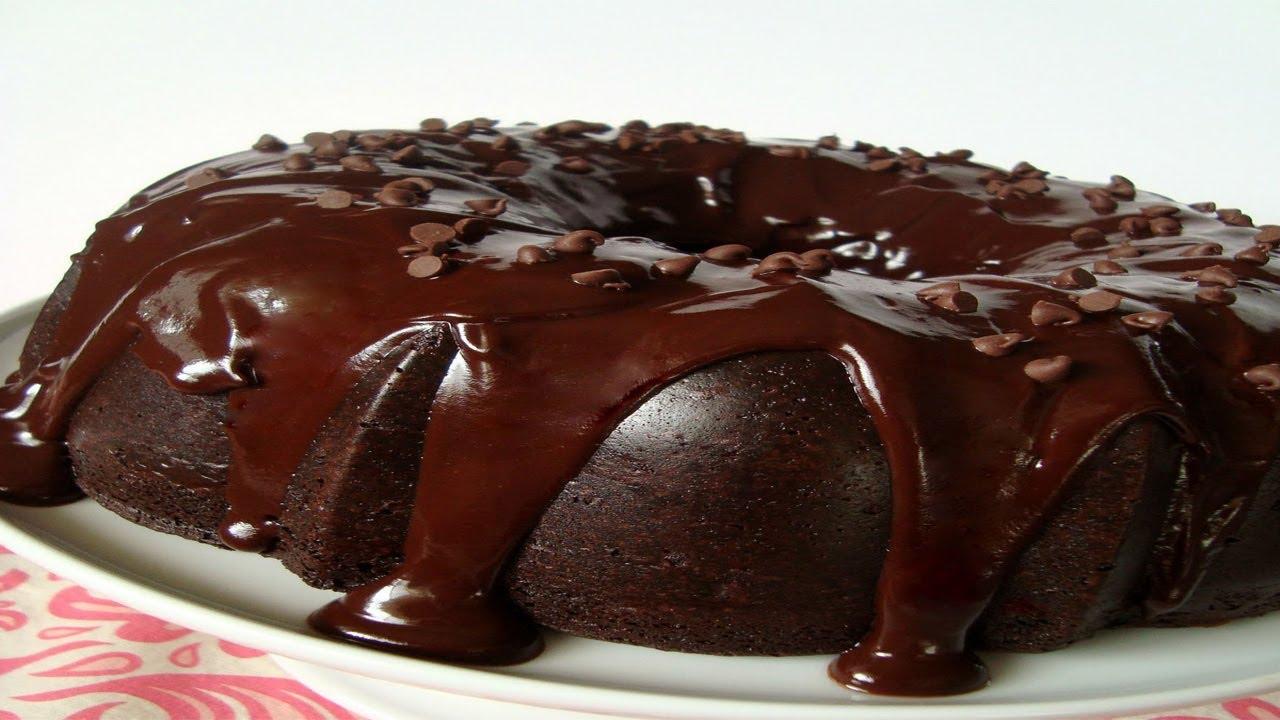 كيفية تحضير كعكة لذيذة بالشوكولاته في 43 ثانية Youtube