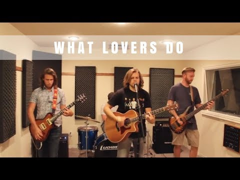 Maroon 5 - What Lovers Do Ft. SZA (Cover By Point Blank)