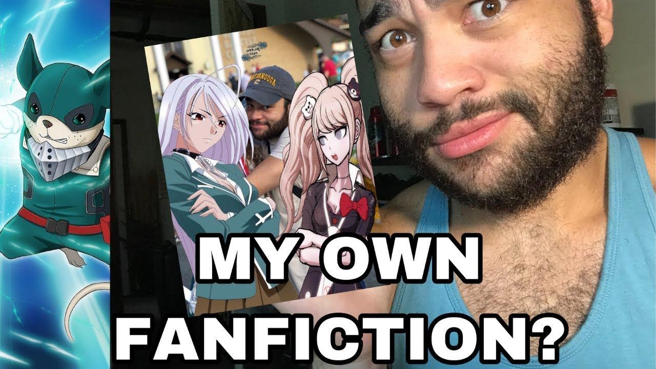 Reading Fanfiction About Me?!? (Cringe Warning)