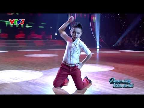 [HD - Bước Nhảy Hoàn Vũ Nhí - Vòng Loại 2014] NGUYỄN KHÔI NGUYÊN DANCESPORT