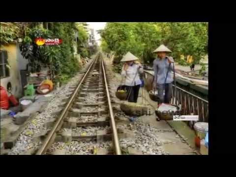 Special Story : Living beside railway tracks