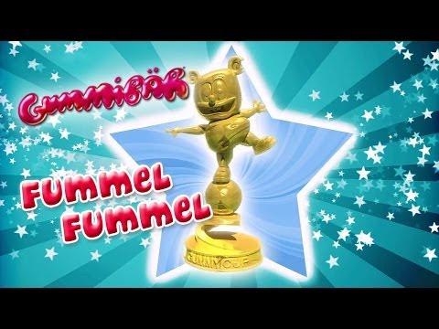 Gummibär – Fummel Fummel Gummibär  – World Cup Soccer Song German Funny Gummy Bear Germany